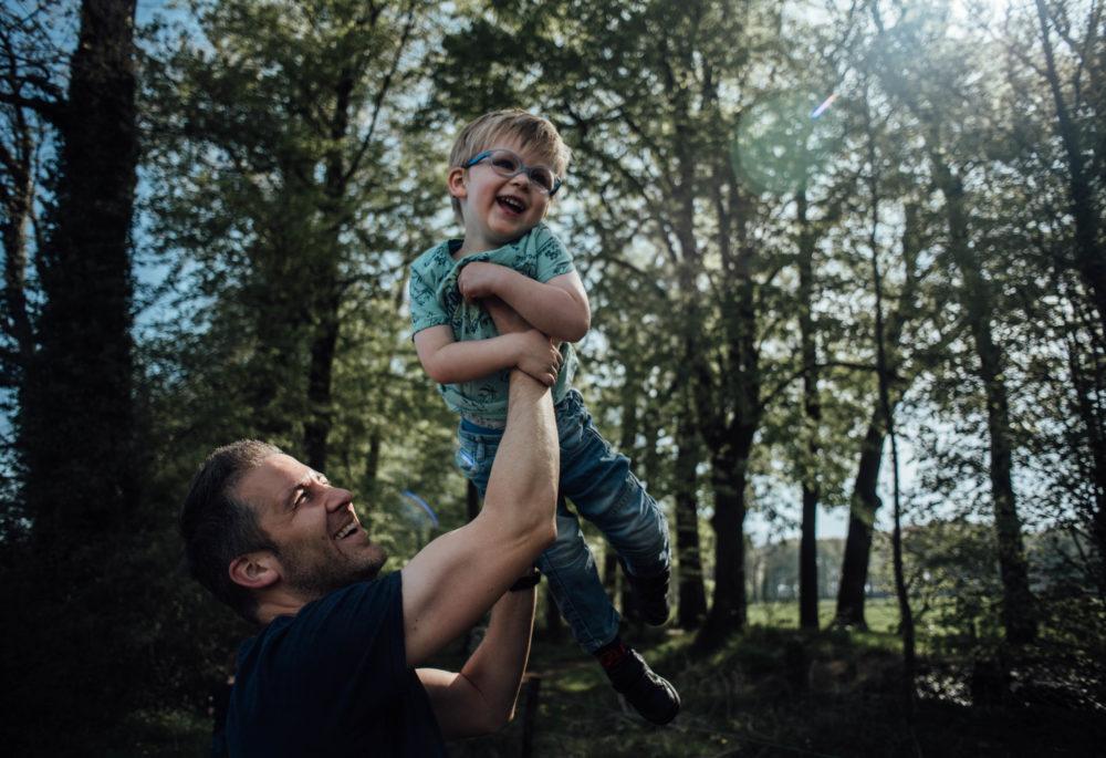 Family Portrait   Vanya en Matthijs