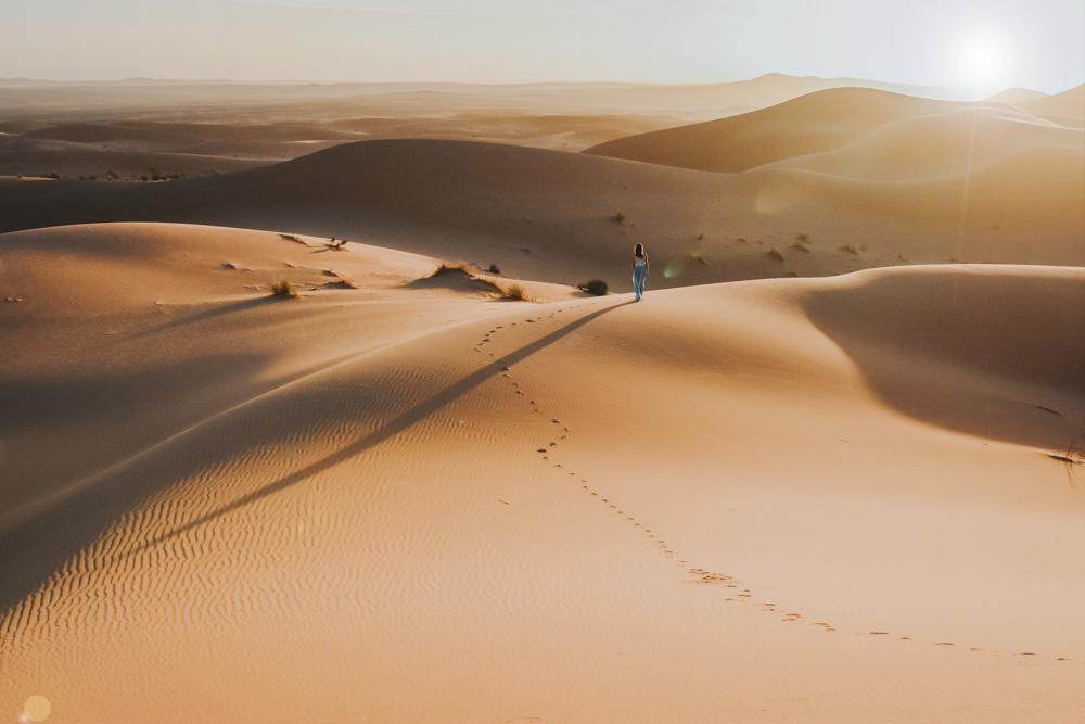 Mijn eerste keer Marokko