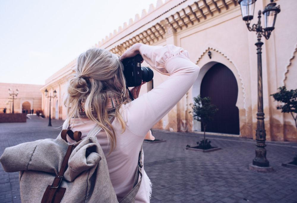 Bijzonder reizen; in verwachting een week naar Marrakech