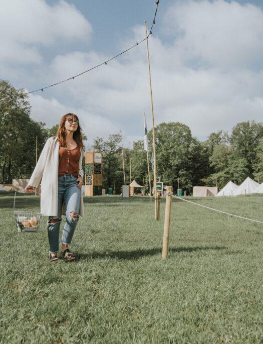 Gaan festivals door deze zomer? Maak je eigen festival!